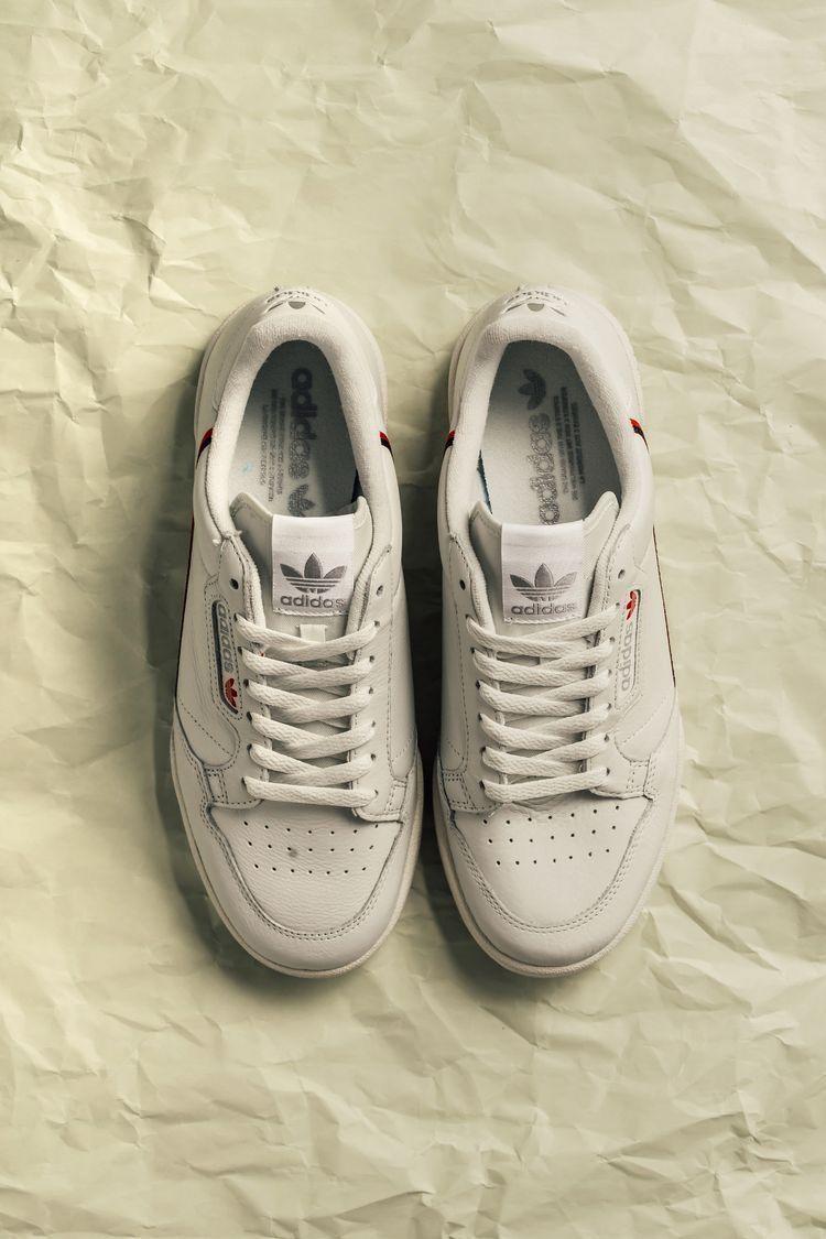 Schuhe 80Continental und Originals adidas Continental tQCshrd