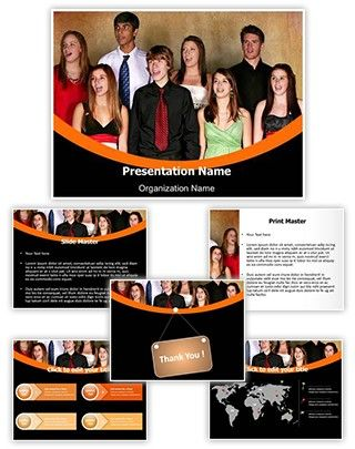 Choir powerpoint template is one of the best powerpoint templates by choir powerpoint template is one of the best powerpoint templates by editabletemplates toneelgroepblik Images