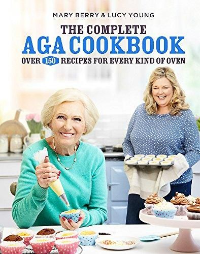 The Complete Aga Cookbook By Merry Berry