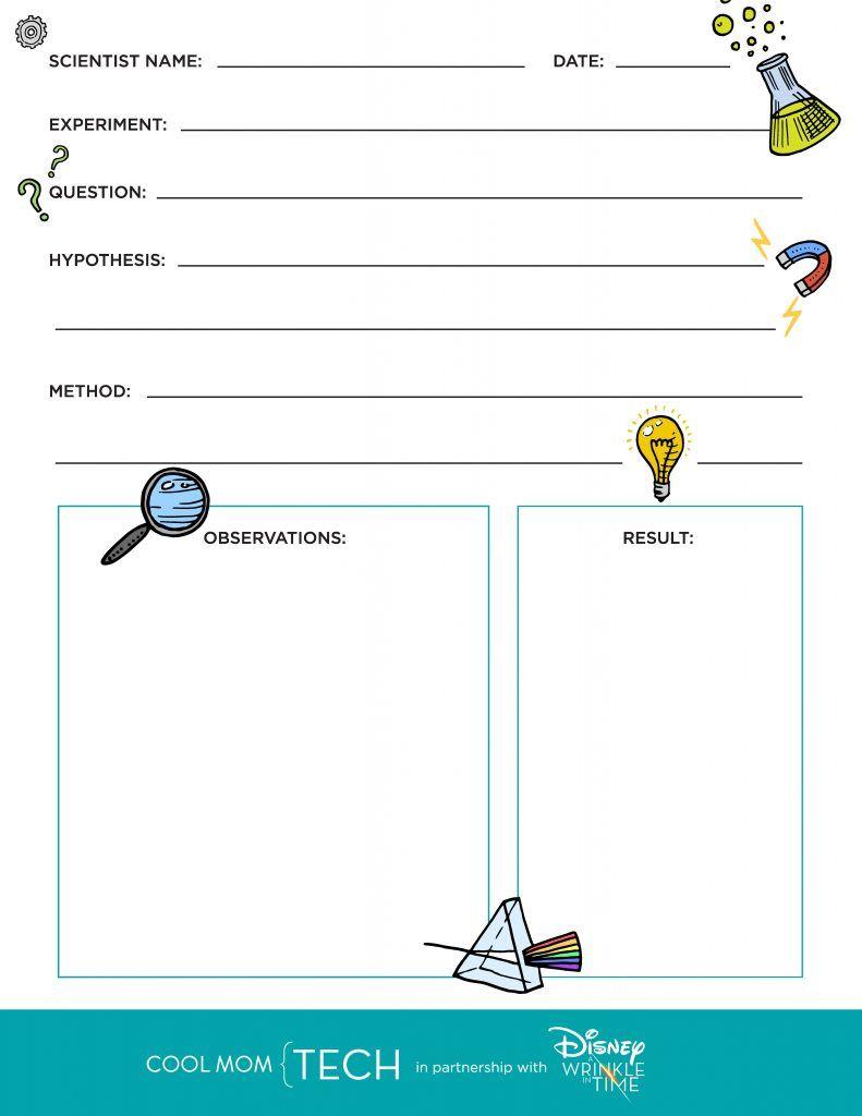 Science Activities For Grade Schoolers Part 2 A Guide For Kids Scientific Method Worksheet Scientific Method Worksheets For Kids