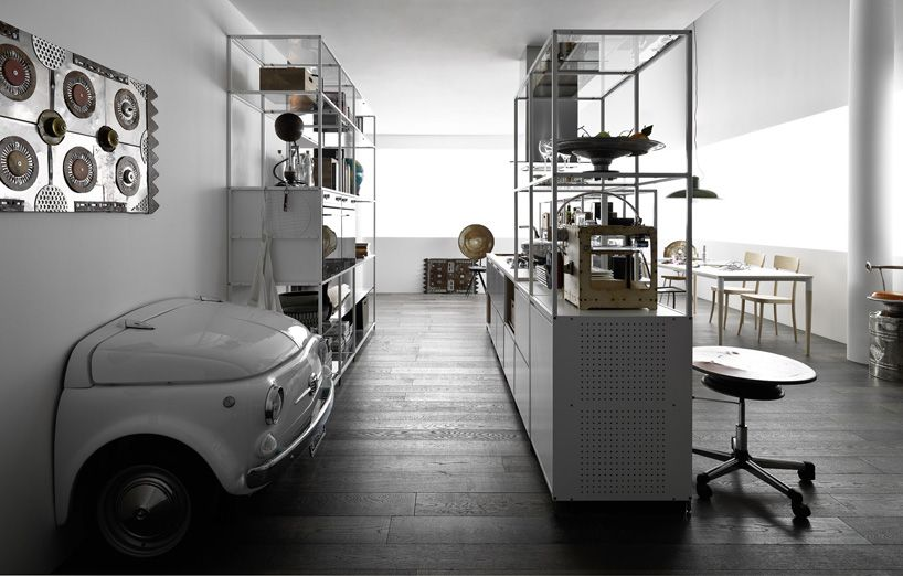 Valcucine's kitchen becomes open! call for ideas
