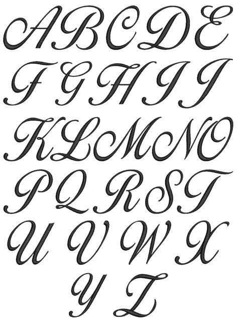 AZ  In Vb Net Cursive Letters A Z Lowercase And Uppercase Sheet