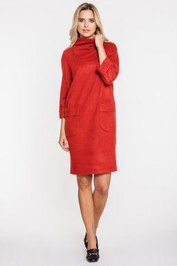 Sukienki Kolor Czerwony Granatowy I Zielony Odziez Damska Balladine Com Polska Moda Online Pretty Outfits Nice Dresses Fashion