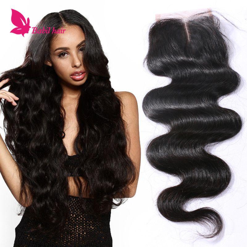 Hair Weaving Instruction Hair Closure Piece 003 Wigs Hair Weavings