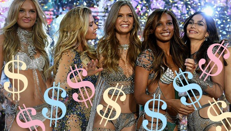 The Surprising Amount the 2016 Victoria's Secret Fashion Show Cost to Produce