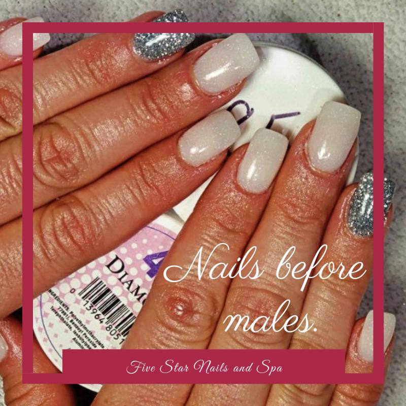 Nails Before Males What Can You Say About It Girls Nails Shreveportnails Fivestarnailspa Nail Spa Star Nails And Spa Nails