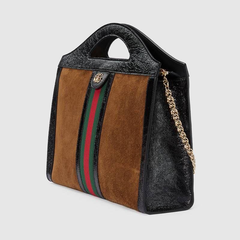 07f50966fc8 Gucci Ophidia medium top handle tote