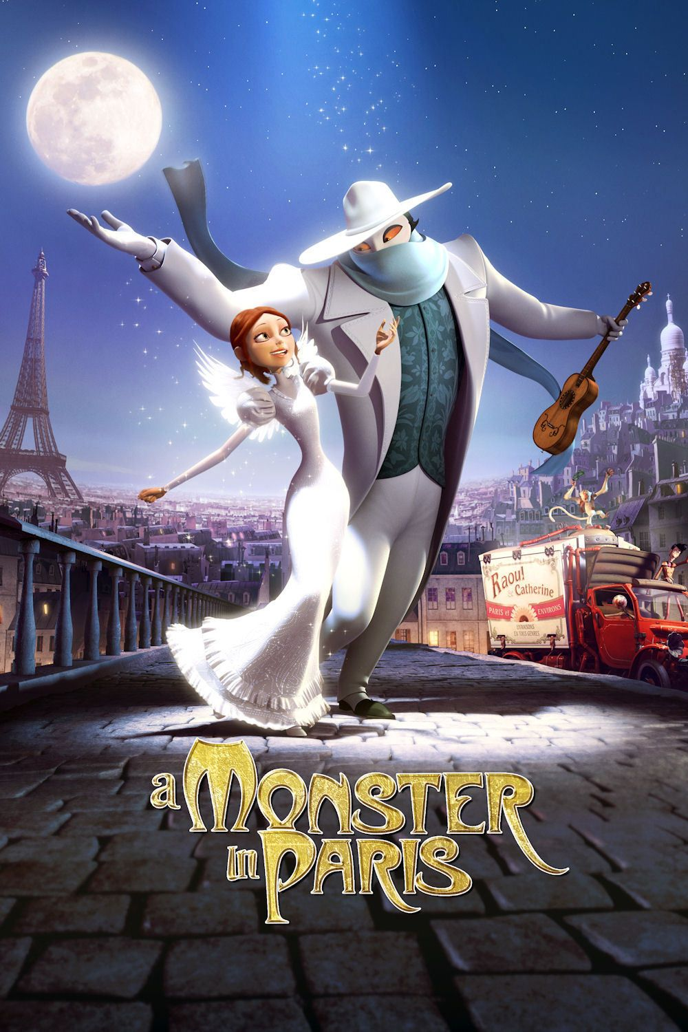 Download A Monster in Paris Full-Movie Free