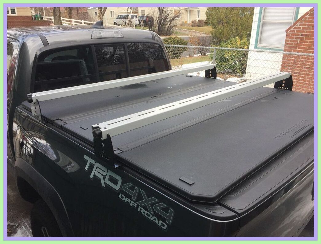 61 Reference Of Bike Rack Truck Bed For Tacoma In 2020 Truck Bed Custom Trucks Tonneau Cover
