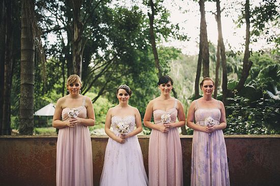 Bianca and Anthonys Fairytale Forest Wedding