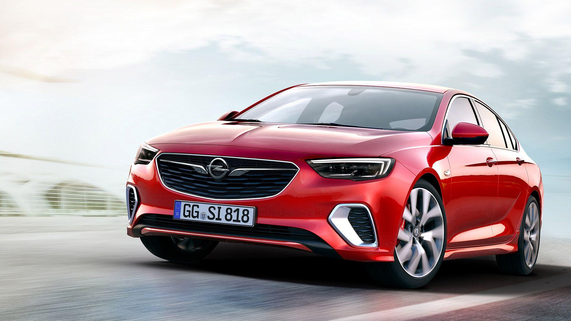 2018 Opel Insignia GSi Opel