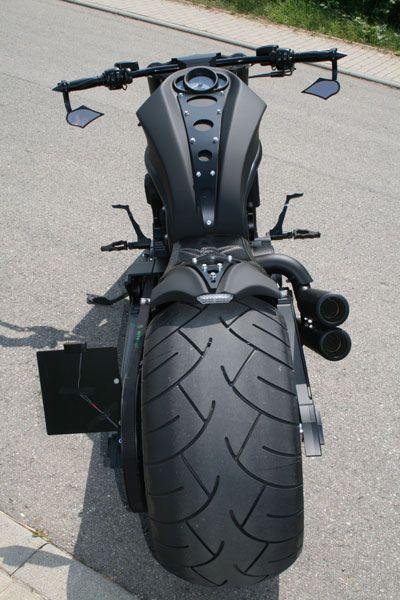 No Limit Custom Pirate V Rod One Day Motorcycle Bike Custom
