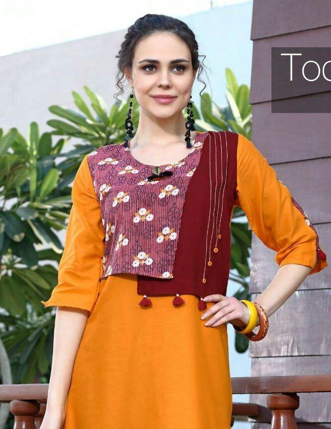 2970186cfd Specification : NAME : Chhaya-Fiza TOTAL DESIGN : 11 PER PIECE RATE : 710