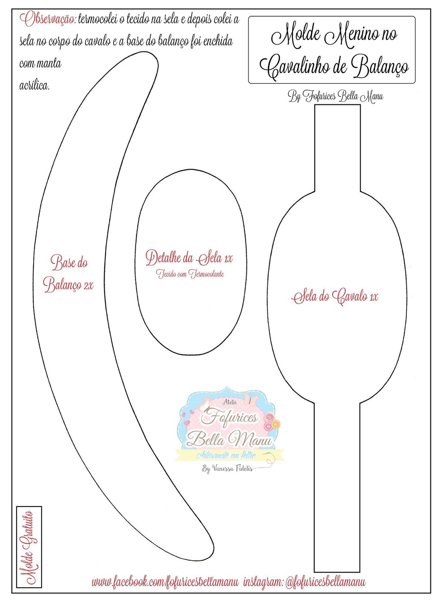 Sagoma Cavallo A Dondolo Disegno.Pin Di Sonett Coetser Su Felt Crafts Cavalli A Dondolo Sagome