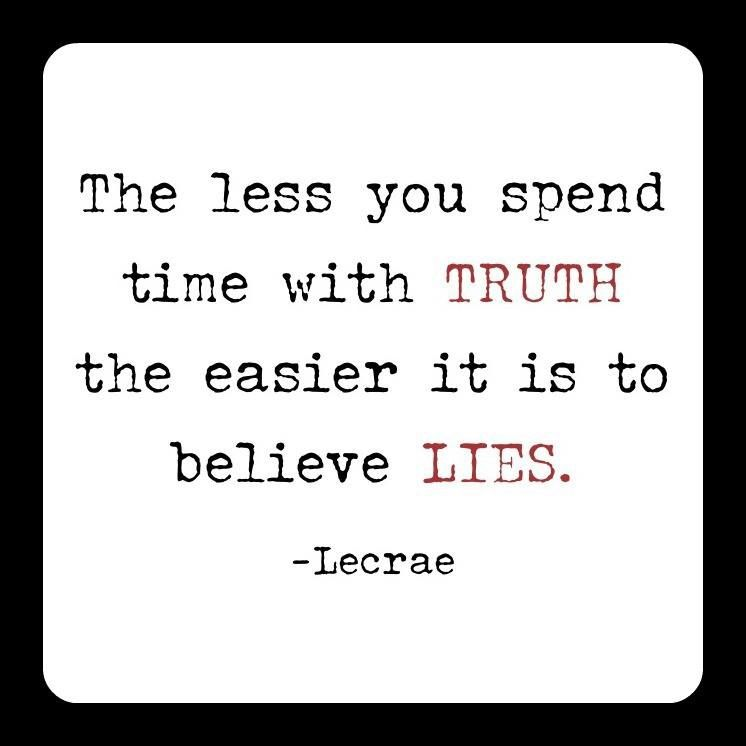 the truth behind a lie To have a good lie, to cheat everybody, you have to put some truth in it right it has to have the flavor of truth, right and it was like that in marco's case — behind all his lies there was a.