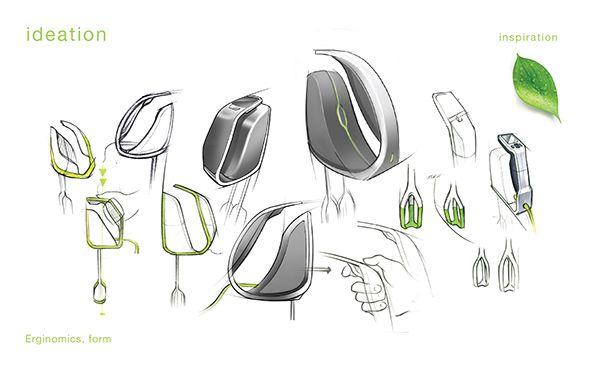 Drawing Hand Mixer ~ Folium hand mixer by scott pancioli via behance
