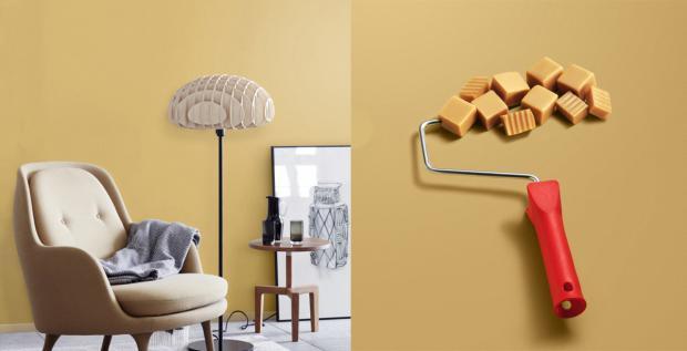 Trendfarbe Caramel Bild 8 In 2020 Schoner Wohnen Trendfarbe Schoner Wohnen Farbe Und Schoner Wohnen Wandfarbe