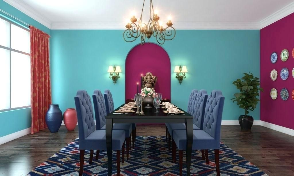 Image result for analogous color scheme room   Interior ...
