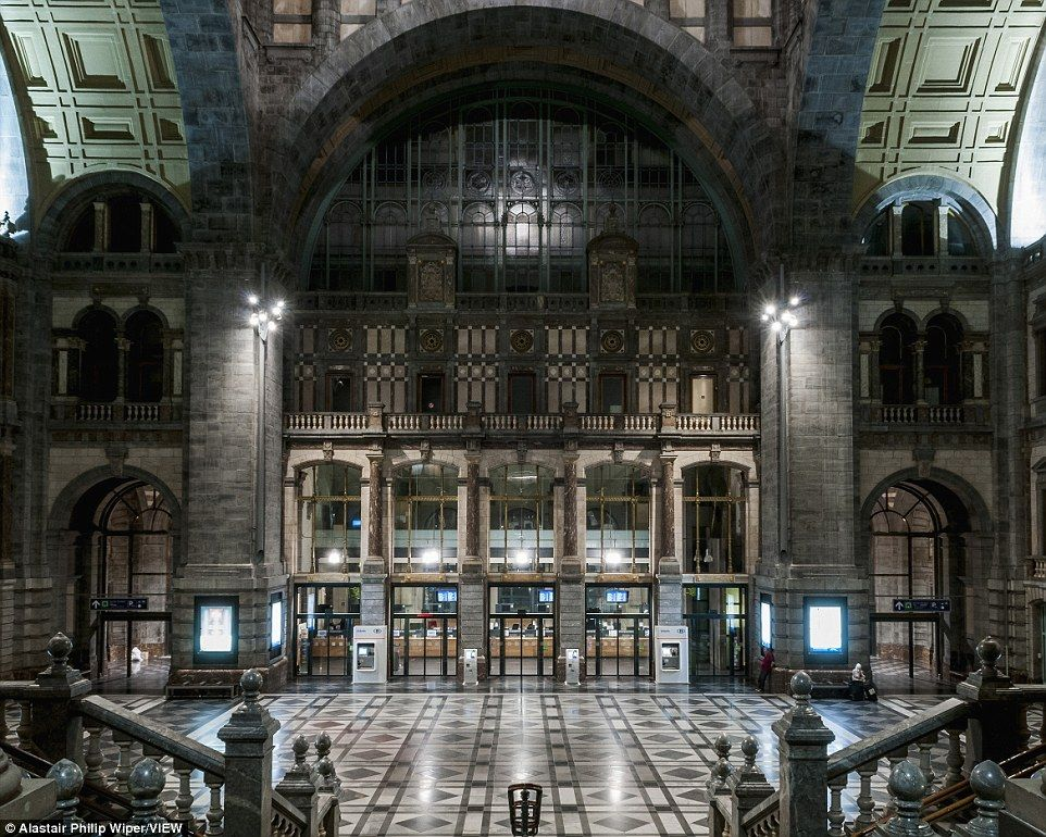 Marble In Antwerpen : The most stunning train stations around the world revealed