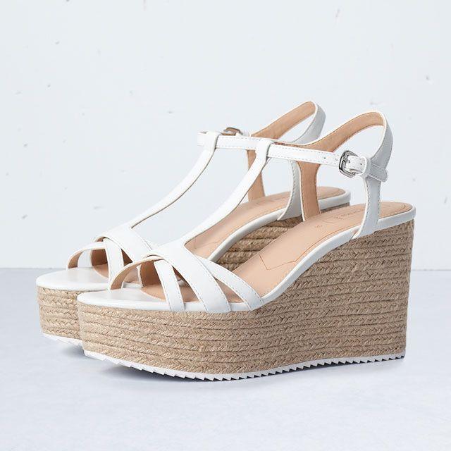 #sandals #white