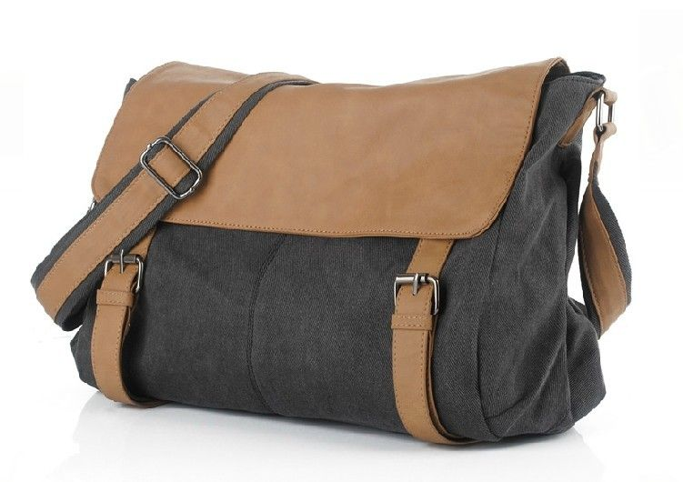 Man messenger bag, men shoulder bag - BagsEarth | Massager bag ...