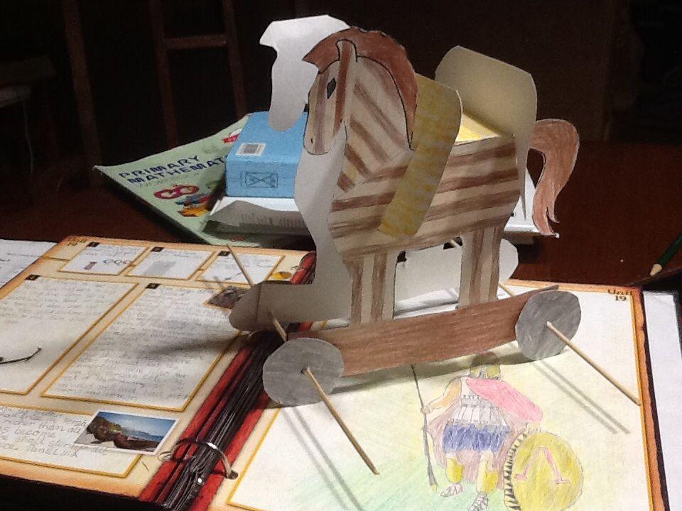 Trojan horse unit 19 http://www.dltk-kids.com/world/greece/m ...