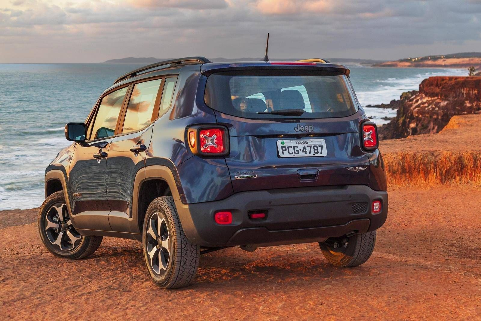 Recall Fca Convoca Quase 2 000 Jeep Renegade Por Risco De Freio
