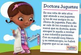 Resultado de imagen para doctora juguetes