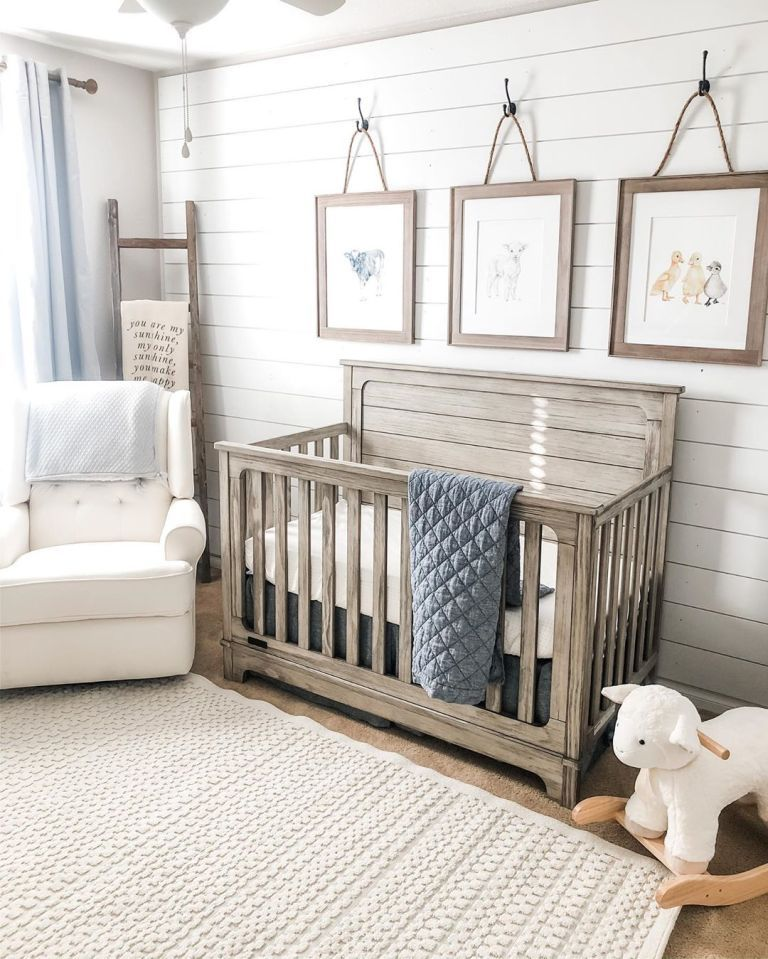 17 Nursery & Baby Room Ideas for Small Homes | Extra Space ...