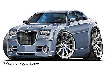 Category Chrysler >> Gallery Category Chrysler Cartoon Cars Pinterest Cars