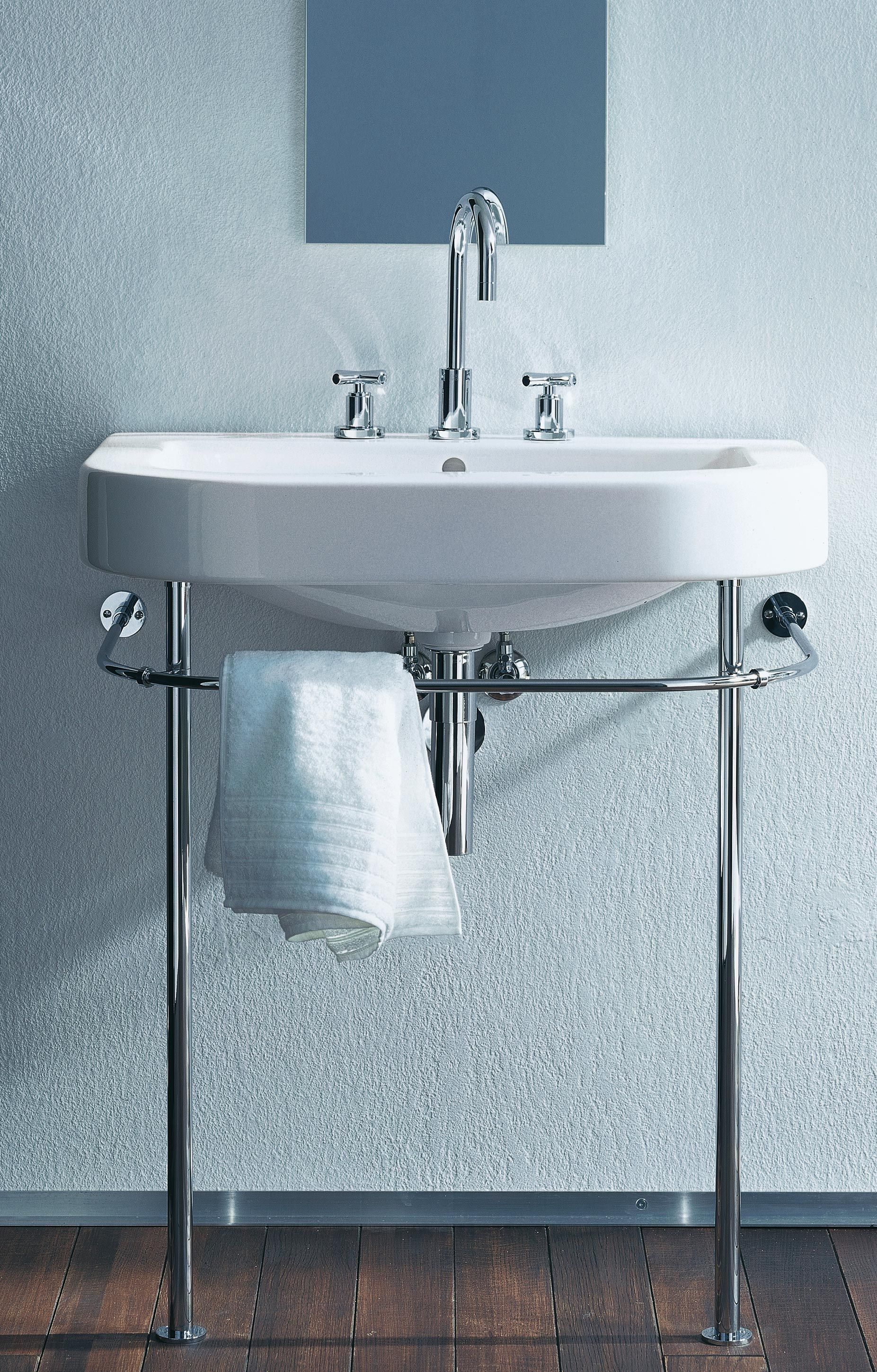com en norman bathroom milieu furniture products sink foster people all by duravit series pedestal