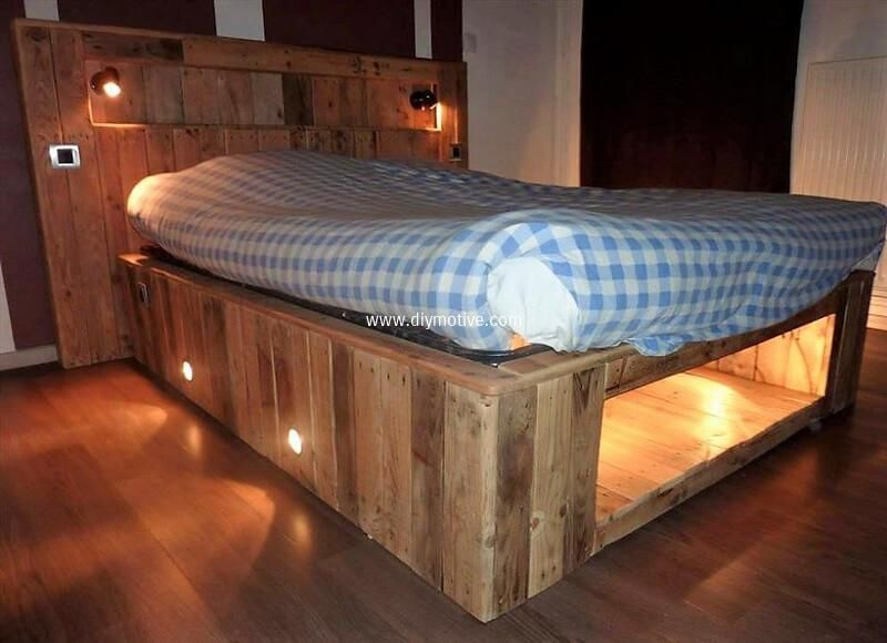 Here Are Ingenious Ideas For Wooden Pallet Reusing That Will Amaze You And  You Can Copy