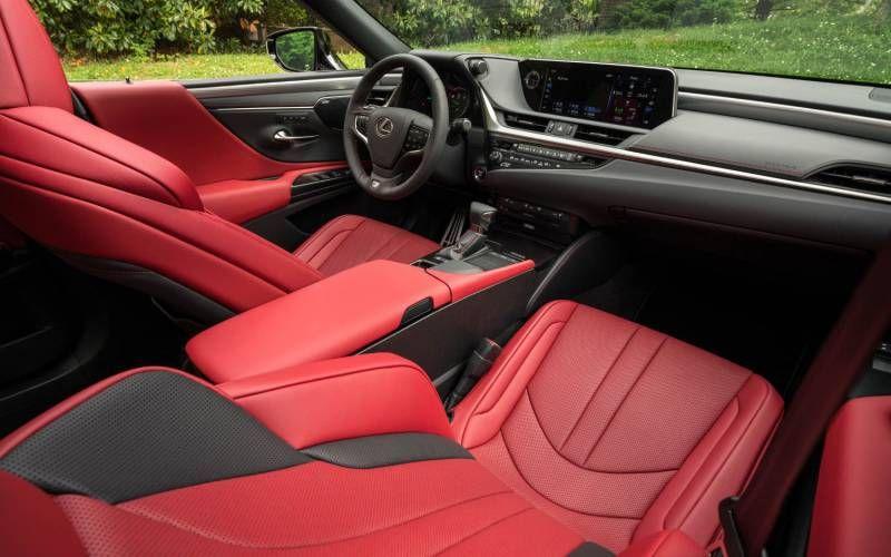Lexus Es 350 F Sport 2019 Suv Drive In 2020 Lexus Es Lexus Interior Lexus