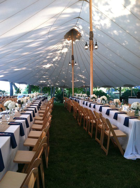 Cape Cod Clambake Wedding By The Perfect Plan