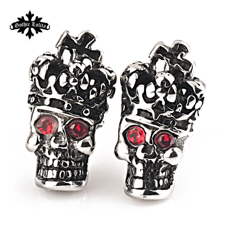 Por Pirate Earrings For Men Cool