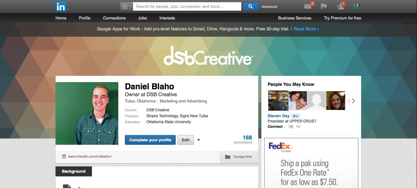 Image Result For Linkedin Banner Examples Linkedin Banner