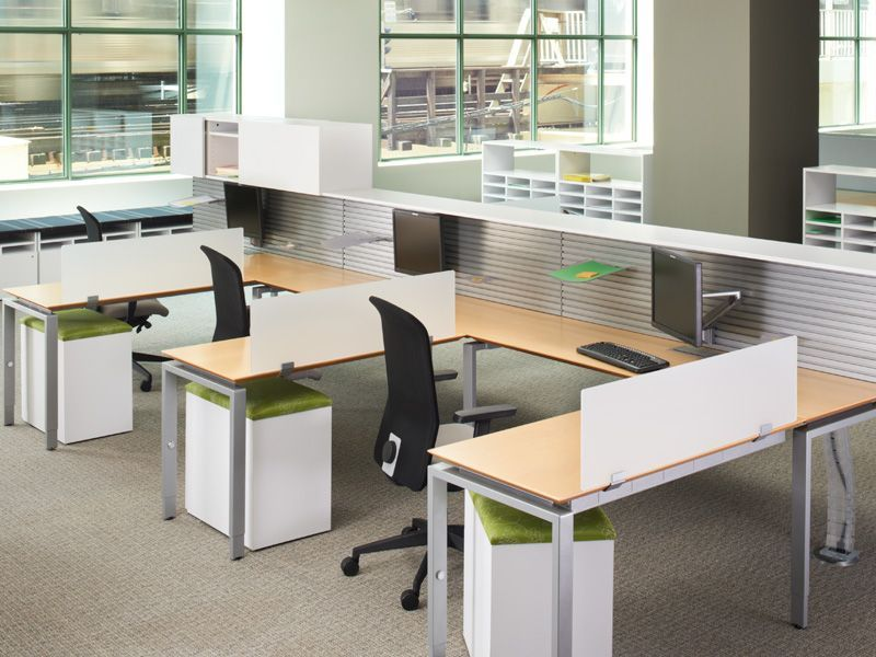 Clean Stylish Collaborative Office Solutions Weve Got That