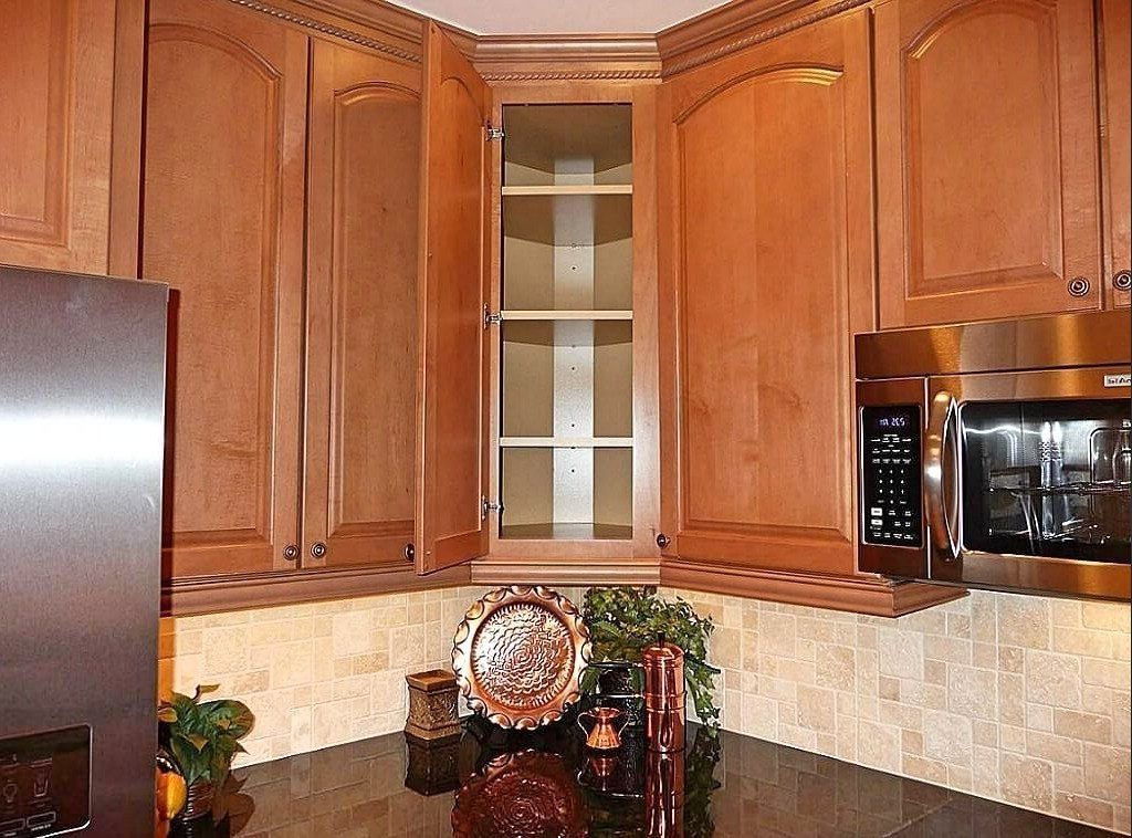 Tall Corner Kitchen Ideas With Appealing Kitchen