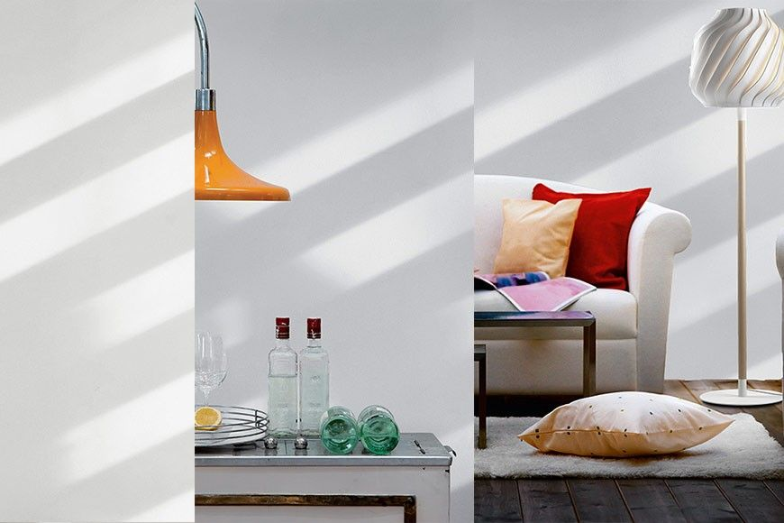 Comment apporter de la lumière dans une pièce aveugle? (c\u0027est-à-dire - Peinture Porte Et Fenetre