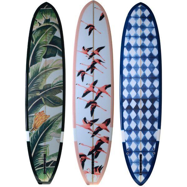 * Sibella Court x McTavish Surfboards