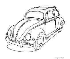 afbeeldingsresultaat voor vw kever tekening kever