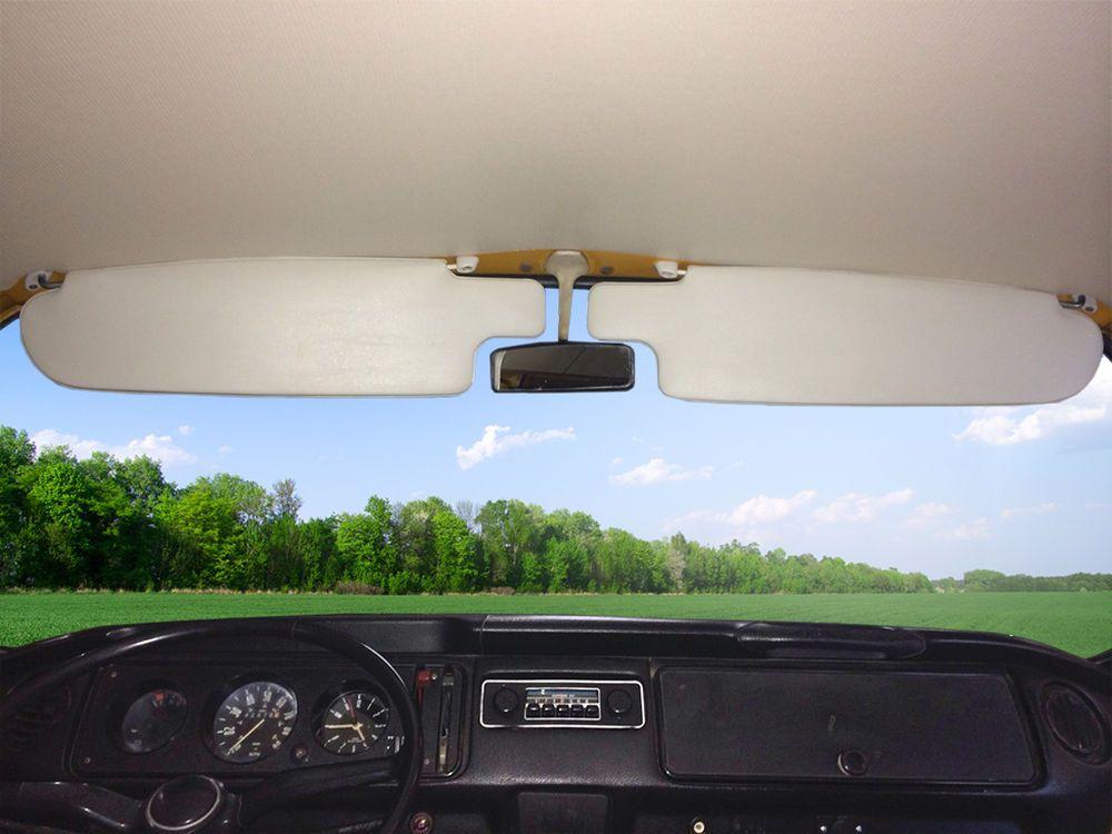pair VW Bay window van 1968-1979 exterior mirrors