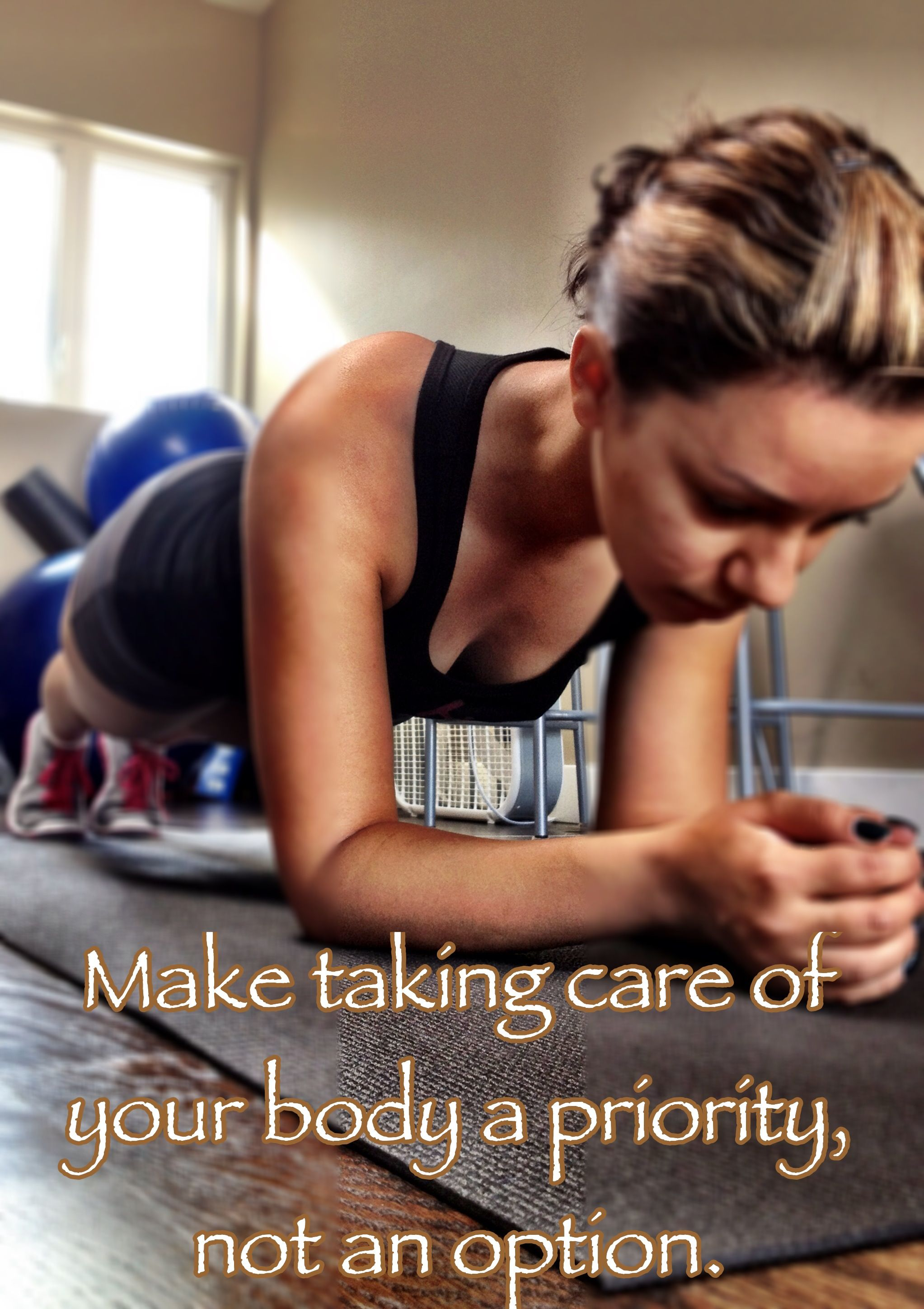 If You Don T Make Time To Take Care Of Yourself Nobody Else Will Do It For You Protect Your Time The Healthier And Stron Physical Wellness Get Fit Make Time