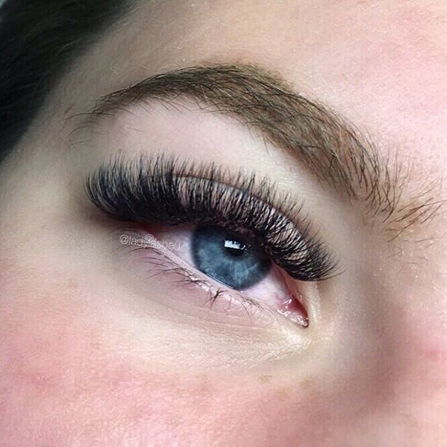 Gorgeous Volume Lashes By Meae At Our Gosford Salon Follow