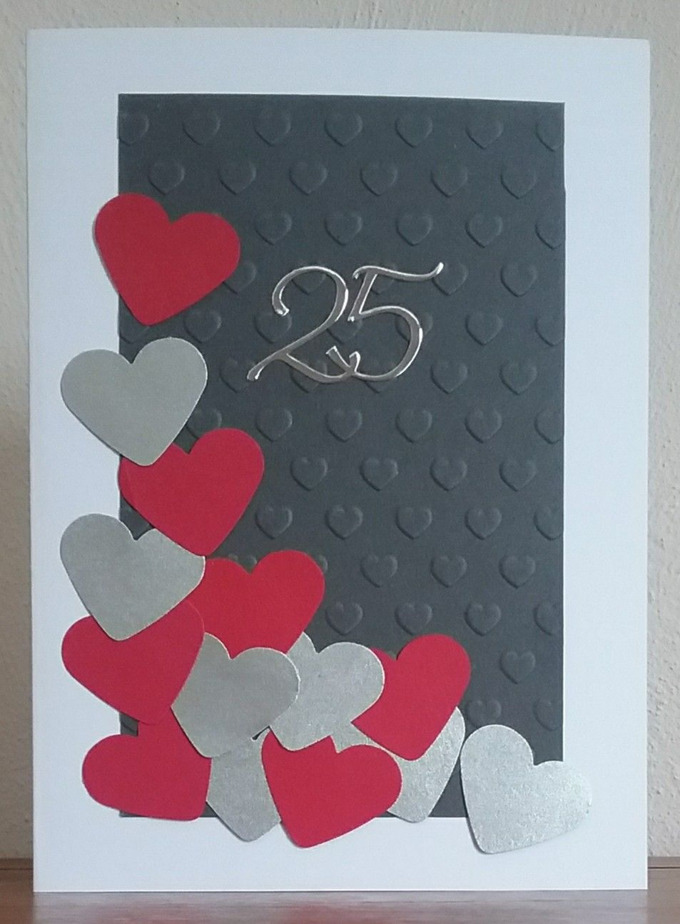 Pin By Kristine Steenbock On Wedding Anniversary Cards Ideas Cards Handmade Greeting Cards Handmade Cards