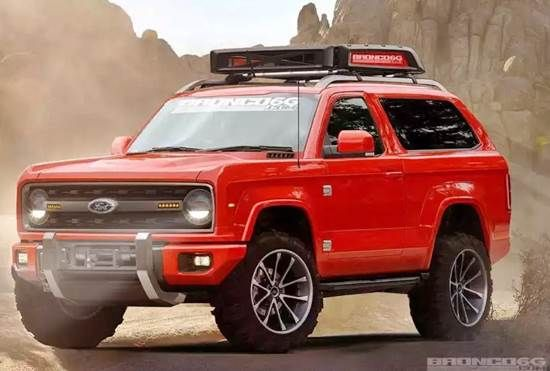 ford new car release2020 Ford Bronco New Concept Car  Since the Ford GT is back why