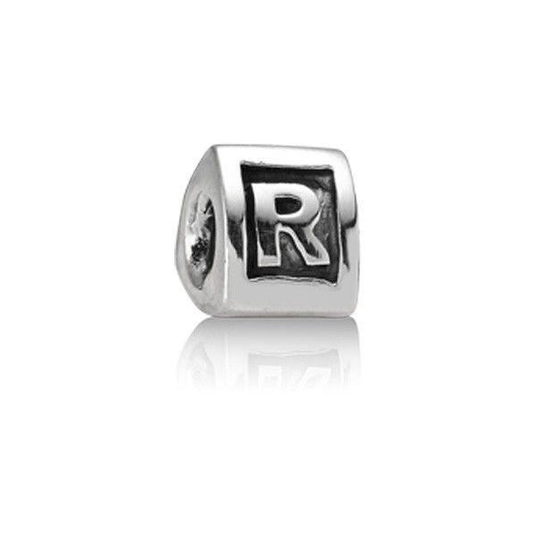 abalorios pandora letras r