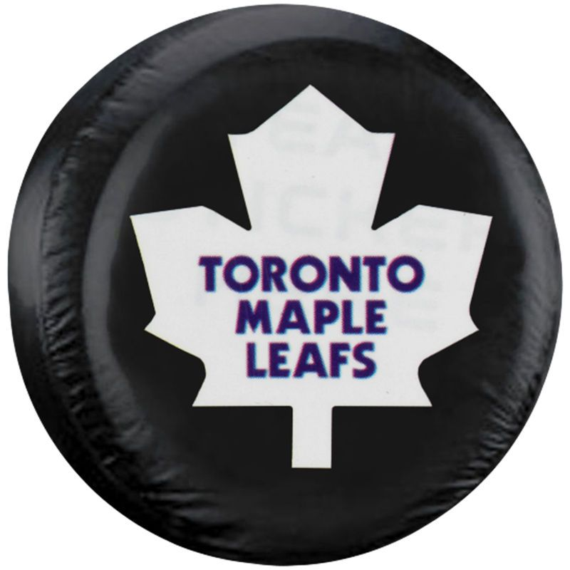 Toronto Maple Leafs Large Tire Cover