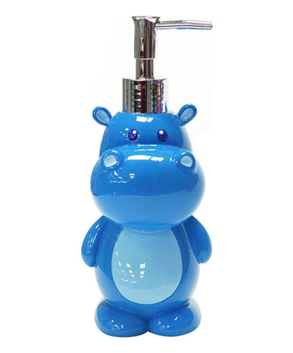 Look what I found on #zulily! Hippo Lotion Bottle by Allure ...