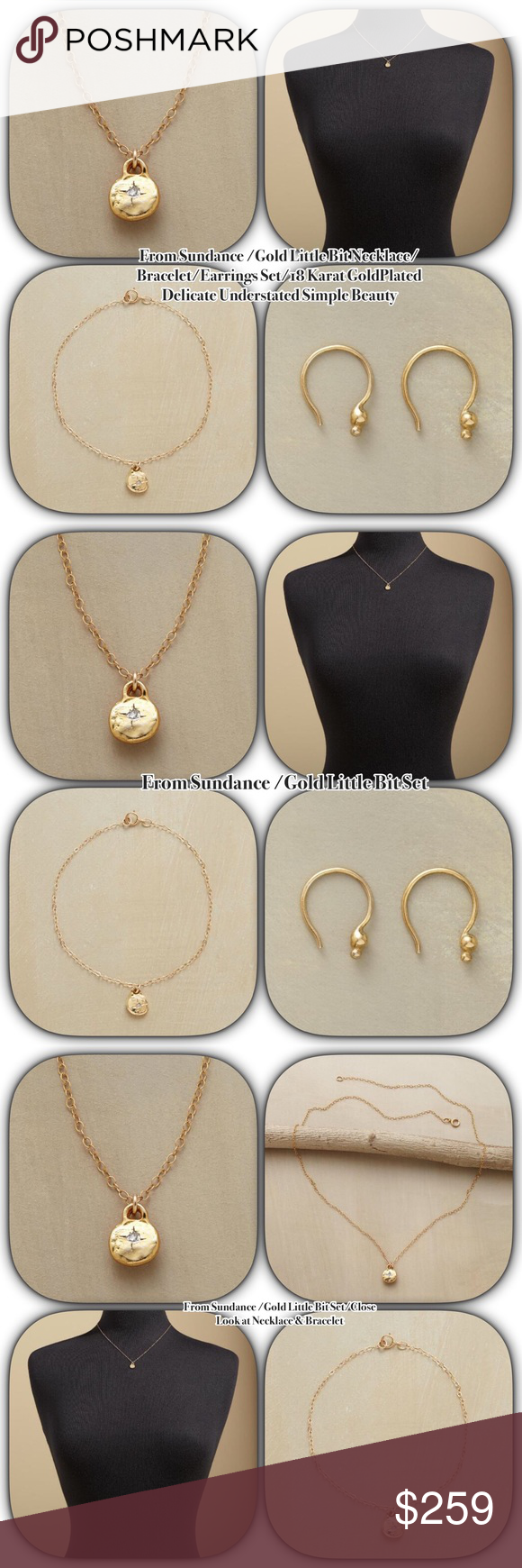Sold prelovedfrom sundancegold little bit s sundance jewelry